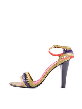 Yves Saint Laurent Ankle Strap Sandal